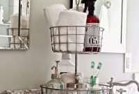 Tricks You Need To Know When Organizing A Simple Bathroom32