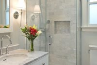 Amazing Small Glass Shower Design Ideas For Relaxing Space15