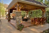 Attractive And Unique Gazebo Ideas That You Must Know41