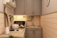 Awesome Small Kitchen Design And Decor Ideas10