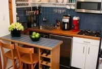Awesome Small Kitchen Design And Decor Ideas11