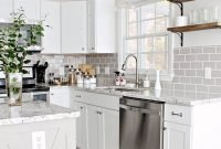 Awesome Small Kitchen Design And Decor Ideas14