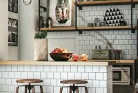 Awesome Small Kitchen Design And Decor Ideas33