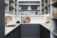 Awesome Small Kitchen Design And Decor Ideas42
