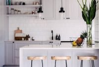 Awesome Small Kitchen Design And Decor Ideas43
