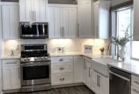Awesome Small Kitchen Design And Decor Ideas44