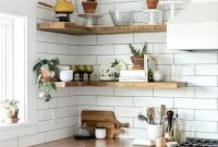 Awesome Small Kitchen Design And Decor Ideas47