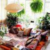 Awesome Bohemian Living Room Decor Ideas38