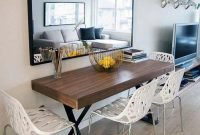 Elegant Small Dining Room Decorating Ideas28