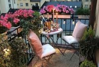 Enjoying Summer Balcony Decor Ideas41