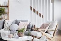 Fascinating Scandinavian Living Room Designs Ideas38