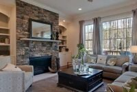 Relaxing Living Rooms Design Ideas With Fireplaces13