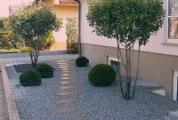 Fascinating Side Yard And Backyard Gravel Garden Design Ideas That Looks Cool37