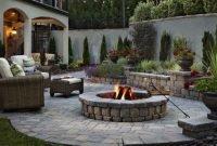 Magnificient Diy Fire Pit Ideas To Improve Your Backyard30