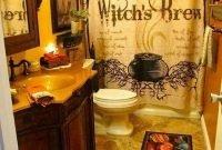 Modern Halloween Decorating Ideas For Your Bathroom34