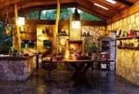 Unique Outdoor Kitchen Ideas For Excellent Restaurants41