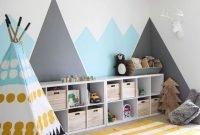 Diy Adorable Ideas For Kids Room06