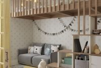 Diy Adorable Ideas For Kids Room16