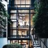 Nyc Townhouse Renovation Defies Convention With Drama And Simplicity28