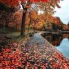 Soothing Autumn Landscape Ideas For This Season22