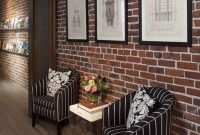 Awesome Brick Expose For Living Room39