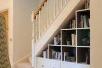 Extraordinary Stairs Storage Ideas35