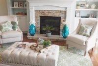 Luxury Family Room Fireplace Ideas31