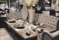 Luxury And Elegant Dining Room Ideas06