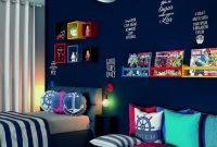 Cool Teenage Boy Room Decor27