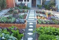 Lovely Backyard Garden Design Ideas14